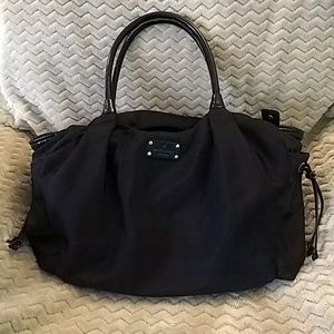 GUC Kate Spade Stevie Diaper Bag w/ changing pad